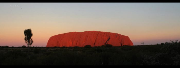 Uluru by the-beautiful-game
