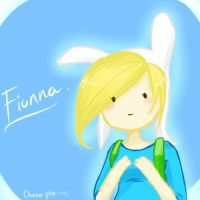 Fionna sketch by ChocoGumi