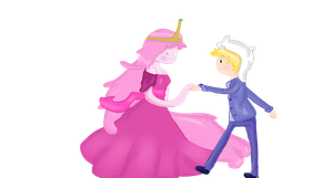 a dance with the princess by ginnypotter8D