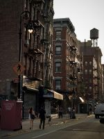 NYC Streets by somebody3121