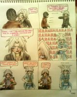 Marik and the Hobo by OhRealllyyNoww