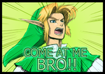 Insanity Link by SiscoCentral1915