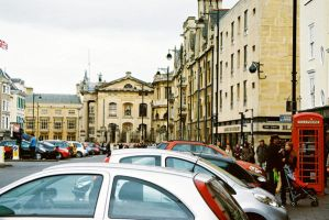 Broad Street, Oxford by dansclayton