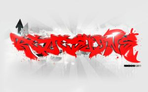 REDESIGNS Grafitti by redrum201