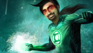 Green Lantern Modified by Devilicious-Pink