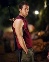 Ryan Reynolds un guard by kalianalyticaldevine