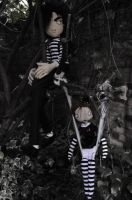 Sitting In The Trees by JimmyDanzig