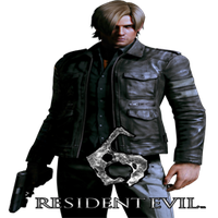 Resident Evil 6 Dock Icon by Rich246