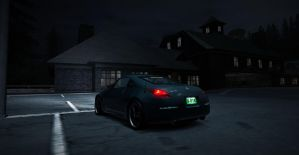 NFS World - Last Letter by AJ-Lethal
