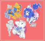 Caninescense Auction! :: [1/2 OPEN] CUSTOMS!!! by milkymutts