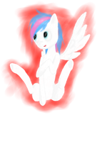 My Updated OC (First REAL time trying digital art) by DictionMLP
