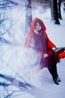 Little Red Riding Hood - thoughts by Lady-I-Hellsing