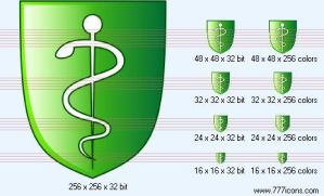 Health care v2 Icon by medical-icon-set