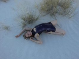 Latex and Sand by hlali1