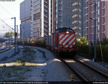 English Electric Full Powered 090412 by Comboio-Bolt