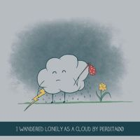 I Wandered Lonely as a Cloud by perdita00