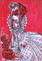Esther- Roses so Red by Youkai-Yoko