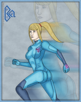 Samus 07252010 by BLUEamnesiac