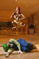 Dhalsim Wins by E-D-G