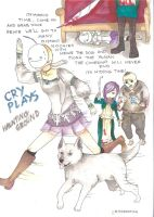 Cry Plays - Haunting Ground by little-love-letter