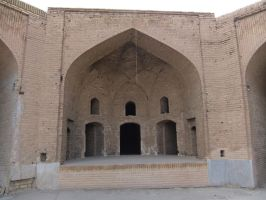 Persian Architecture 24 - Iwan by fuguestock