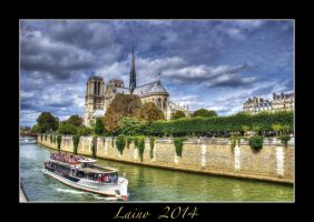 Notre Dame by laino