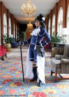Kuro Cos: His Fanciness by Stealthos-Aurion