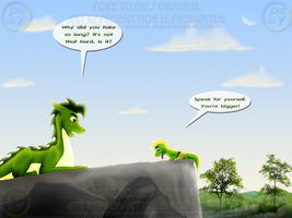 Early Climbing by Mike-Dragon