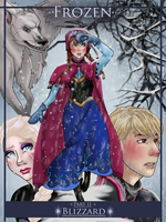 Frozen - Part II  Blizzard Cover by TheCyberZombie