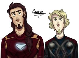 AaG - On The Avengers Movie by Crista-Galli