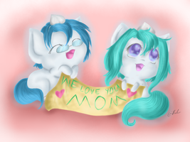 Happy Mother's Day by SpectralPony