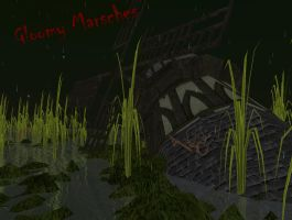 Gloomy Marshes - FREE FH MAP by TheRainPl