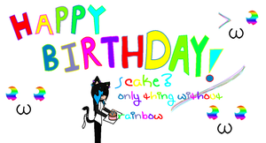 Bday by lune101