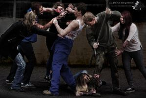 Survive The Undead: Fight by Avalarion