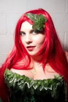 Ivy out and about by Morganlefey86
