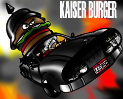 Kaiser Burger - The Movie by soupaboy