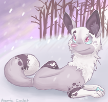 Indigo - YCH by cadet-of-the-dead