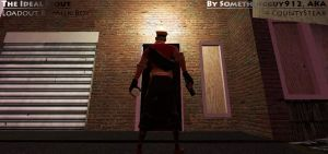 The Ideal TF2: Scout Loadout B by Somethingguy912