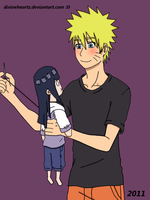 NaruHina - Always By My Side by DivineHeartz