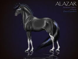 Reference: Alazar by equusferus