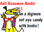 Anti Renamon-Boobs stamp by CatDasher