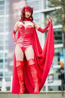 Scarlet Witch: Cape Sans Fwoosh by vasher