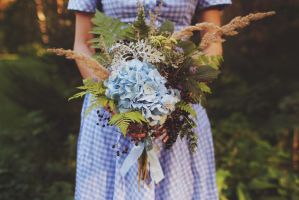 Forest bouquet by MarinaVroda