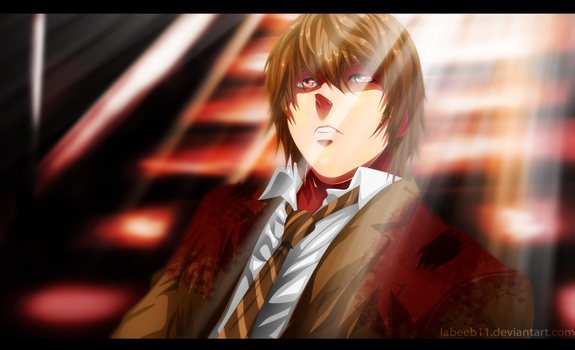 The last Moments - Death Note by Labeeb11