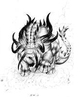 Behemoth by lvl9Drow