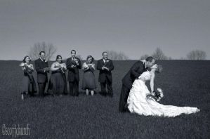a wedding shot by scottchurch