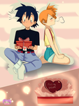Happy valentin day! by MoritoSakura