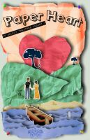 -Paper Heart Movie Poster- by contravere
