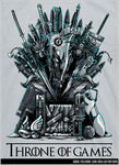 THRONE OF GAMES - YOU WIN OR YOU DIE by GBIllustrations