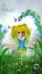 Yellow fairy by kitkat523